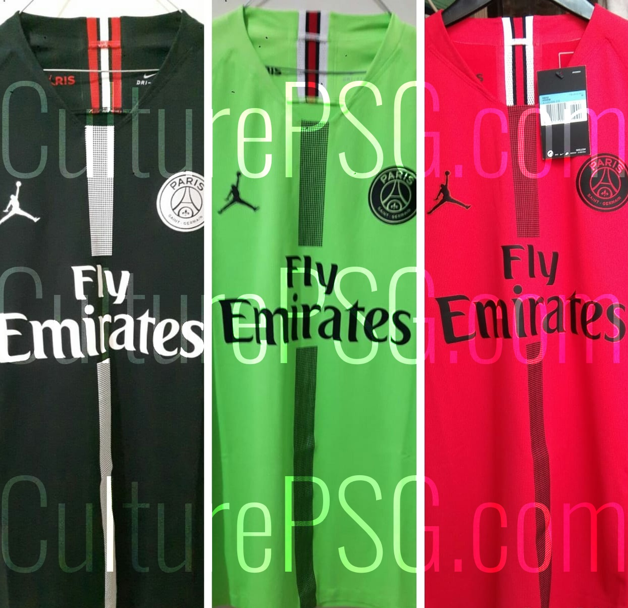 In addition to the goalkeeper uniforms ee3e99b8f37de