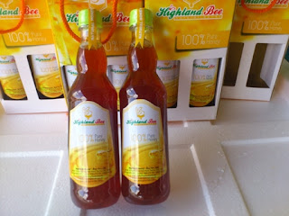 Mật ong HIGHLAND BEE 700gr (500 ML)