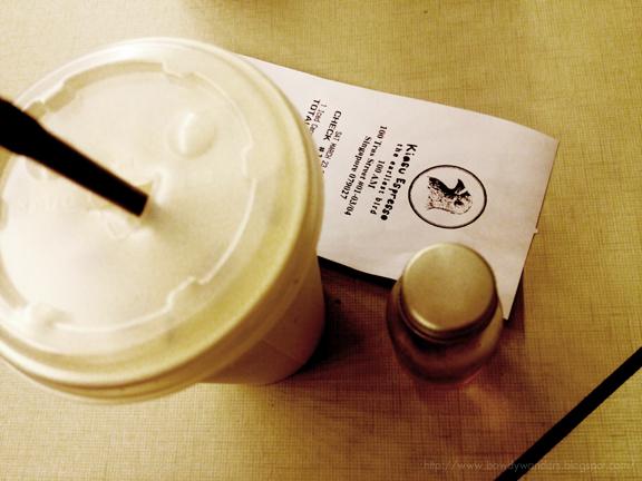 bowdywanders.com Singapore Travel Blog Philippines Photo :: Singapore :: The Kiasu Espresso, Tanjong Pagar