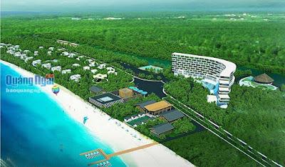 Bãi biển Mỹ Khê sẽ có khu nghỉ dưỡng cao cấp 4 sao