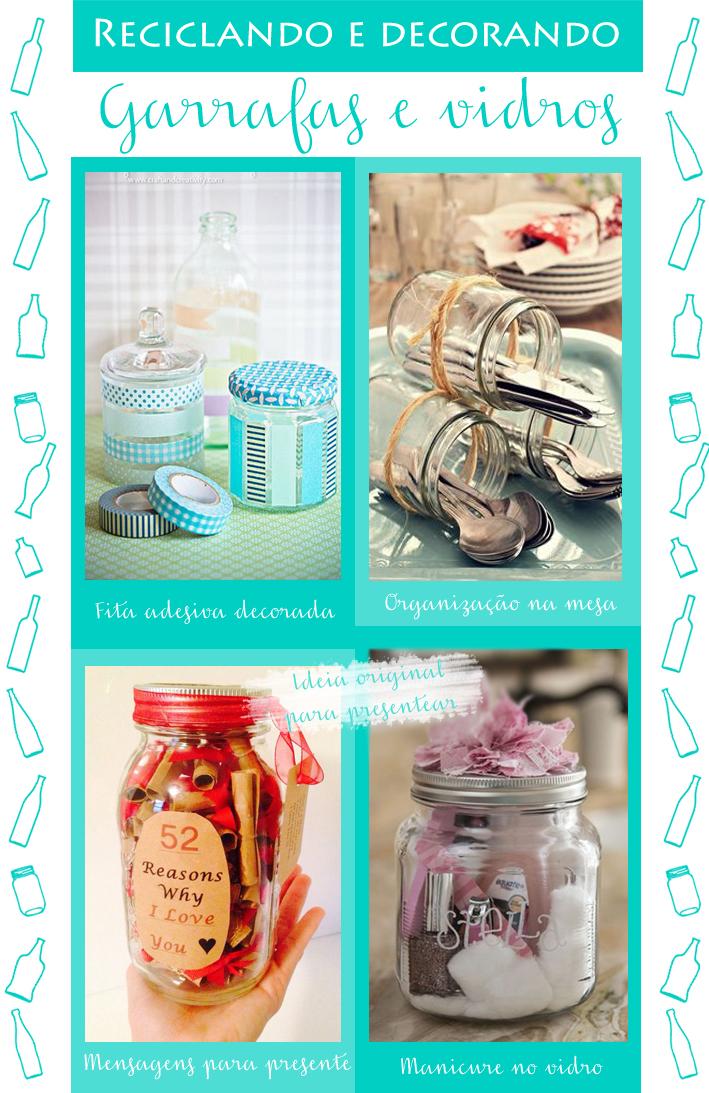 Blog da Jana, Reciclagem, Joinville, Vidro, Garrafa, Reciclagem