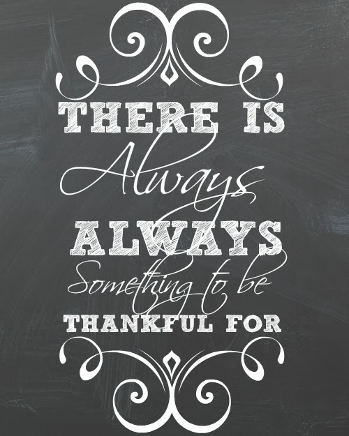 Deep Thanksgiving Quotes: There's Always Something To Be Thankful For