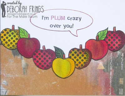 Plum Crazy - photo by Deborah Frings - Deboarh's Gems