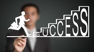 Melihat orang sukses atau orang hebat
