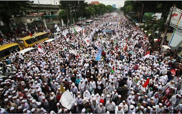 Seruan Demo 25 November dan Tarik Uang di Bank akan Dilakukan Umat Islam, Berpotensi Lengserkan Jokowi