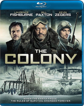 The Colony 2013 Dual Audio [Hindi Eng] BRRip 480p 300mb