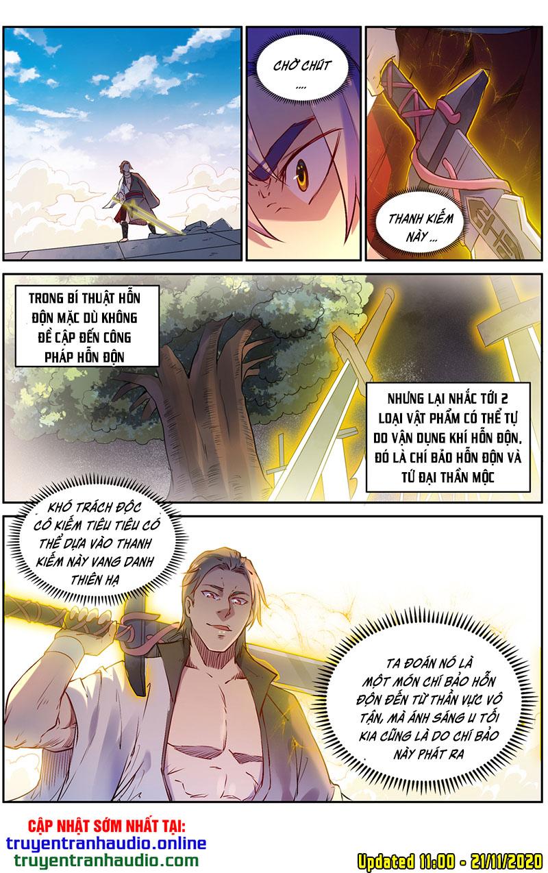 Bách Luyện Thành Thần chap 655 - Trang 13