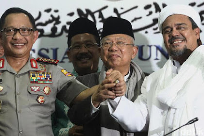 KH. Ma'ruf Amin Menangis Saat Ceritakan Tanggungjawab Besar Ulama Terhadap Umat