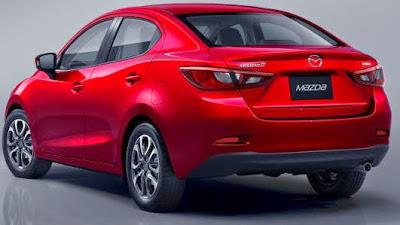 Yeni Mazda Sedan