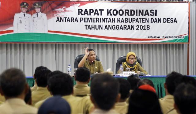 Rapat Koordinasi Penyelenggaraan Pemerintahan Desa