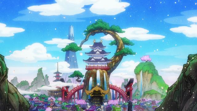 Spoiler Resmi One Piece Chapter 983: Yamato Masuk ke Aliansi Luffy!