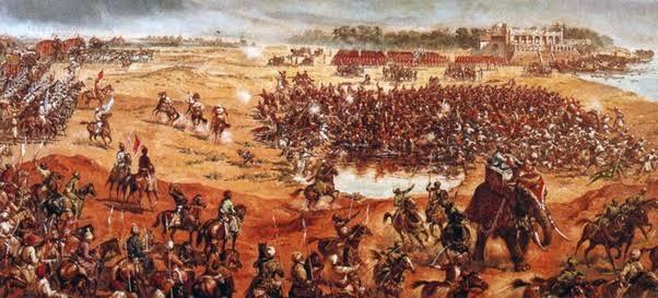 Battle Of Plassey in Hindi - प्लासी का युद्ध