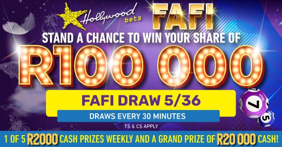 FAFI Draw 5/36
