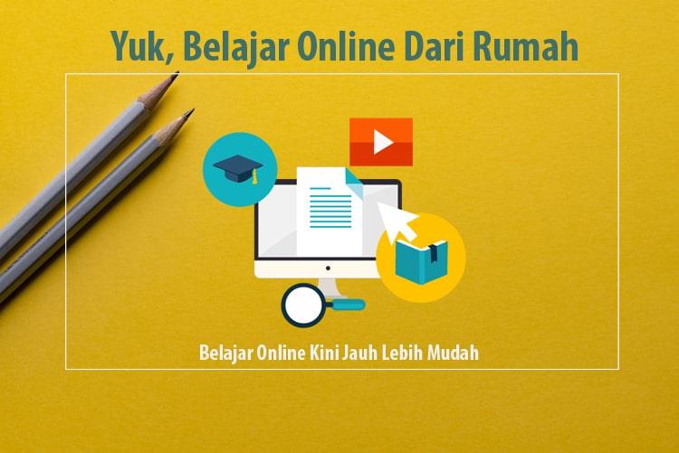 Pilihan Platform Online Gratis Untuk Belajar Online di Rumah
