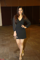 Kyra Dutta in black At Rogue Movie Audio Launch ~  057.JPG