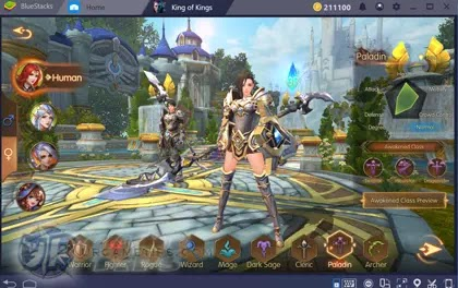 How To Play World of Kings on Bluestacks