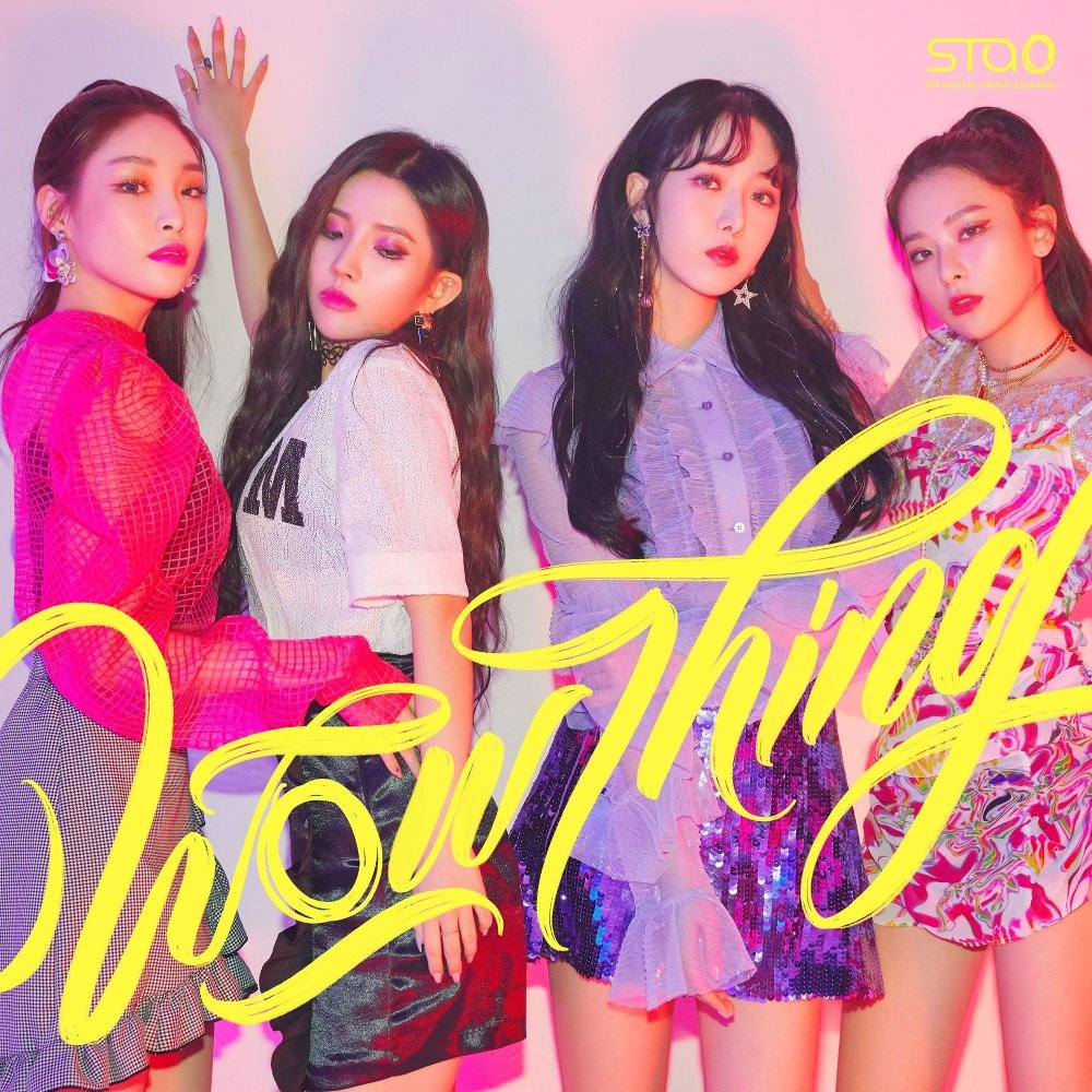 SEULGI, SinB (GFRIEND), CHUNG HA, SOYEON – Wow Thing – Single (FLAC + ITUNES PLUS AAC M4A)