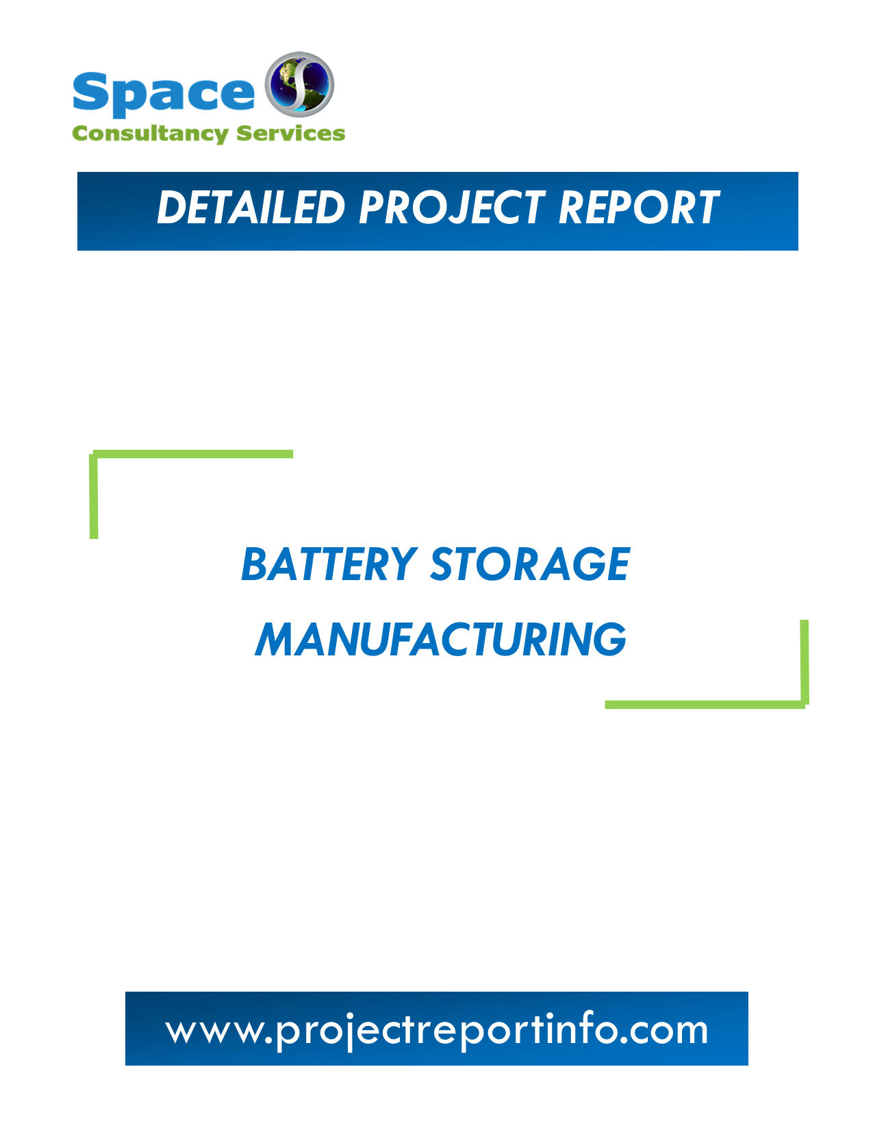 Battery Storage Manufacturing Project Report