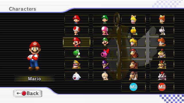 Corona Jumper Mario Kart Wii Wii 2008