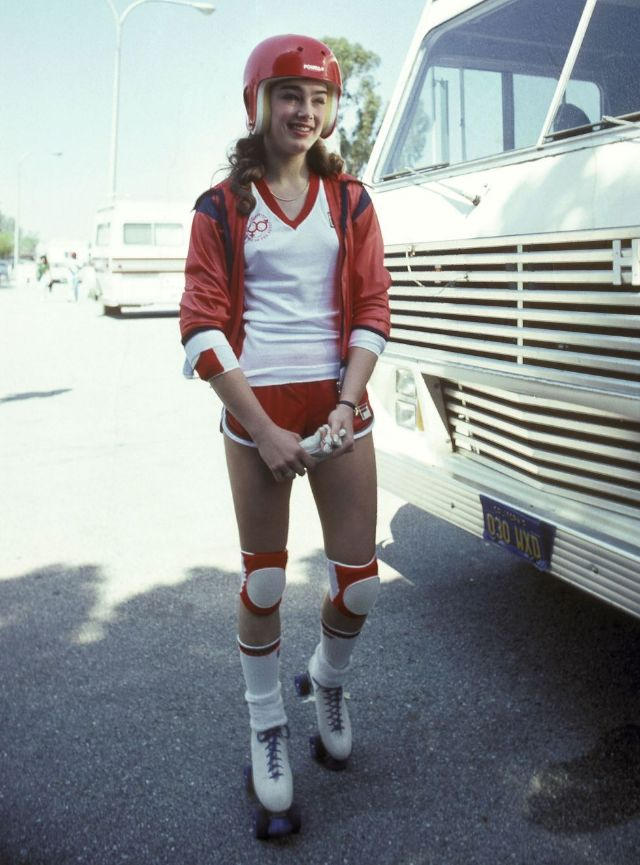 30 Beautiful Photos Of Brooke Shields As A Teenager In The