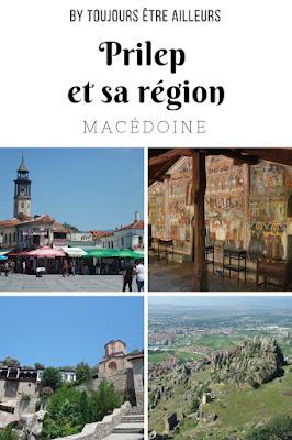 Que voir à Prilep et dans sa région ? Je vous dévoile mes coups de cœur (les tours de Marko, les monastères de Treskavec et Zrze) ainsi que mes ratés ! #Macedonia #travel #roadtrip #hiking