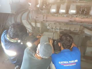 Jasa service genset cikande Banten