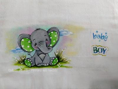 fralda elefantinho