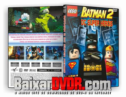 Lego Batman 2 DC Super Heroes (2017) ISO