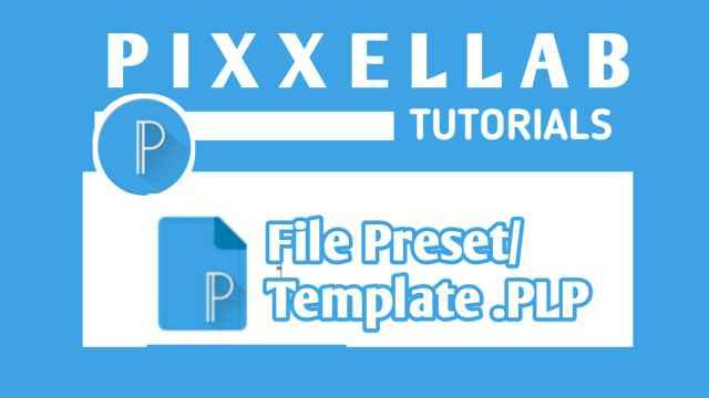 cara membuat dan menggunakan file plp pixellab