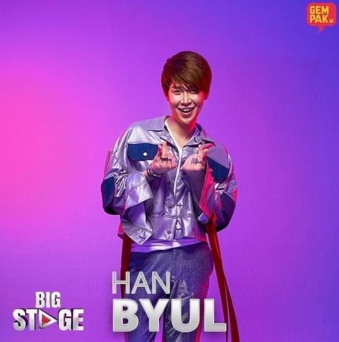 Dari Hati Miss Mulan Biodata Han Byul Juara Big Stage 2019