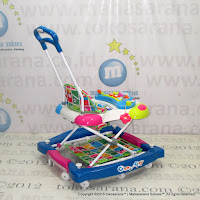 Rocking Baby Walker Royal RY8383 Aeroplane