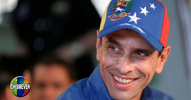 Capriles le quiere Jalar a Trump para que Estados Unidos le brinde apoyo