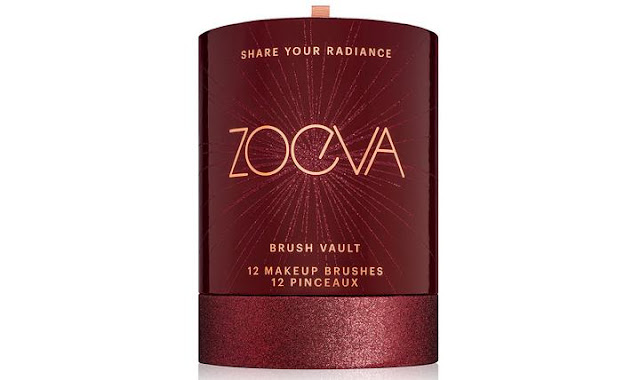 Zoeva Share your Radiance Brush Vault Advent Calendar 2020