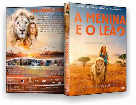 DVD – A Menina e o Leão 2019 – AUTORADO