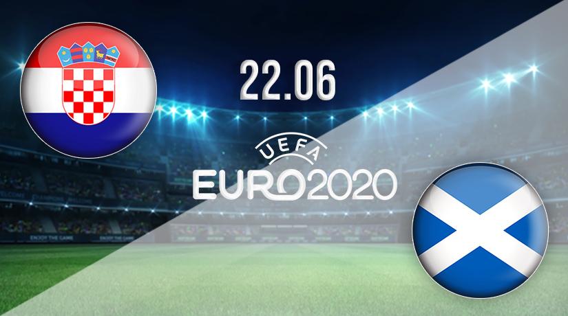 بث مباشر مباراة كرواتيا واسكتلندا