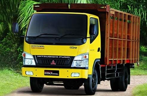 gambar truk colt diesel dan fuso standar