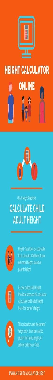 Height Calculator Infographic