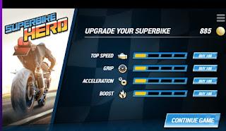 Jogo grátis Superbike Hero online jogo de moto