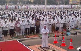 Sholat Sunnah Syukur Setelah Istisqa'