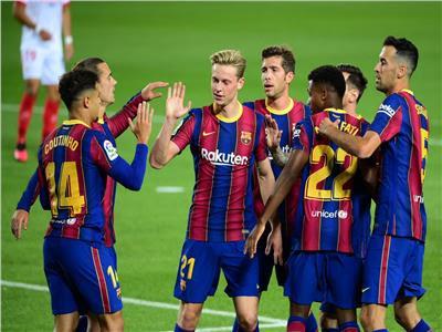 موعد مباراة برشلونه وليفانتي في الدوري الاسباني
