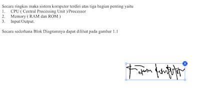 Cara Membuat Tanda Tangan Pada Dokumen pdf Di Android Dan PC