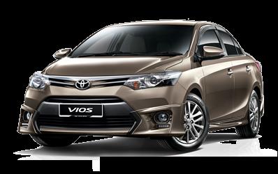 Inilah Harga Mobil Toyota Vios Terbaru