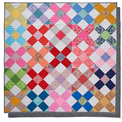 Quilt Inspiration Free Pattern Day Plus And Cross Quilts Beauteous Free Cross Quilt Patterns