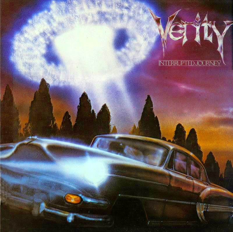 John Verity Interrupted journey 1983 aor melodic rock