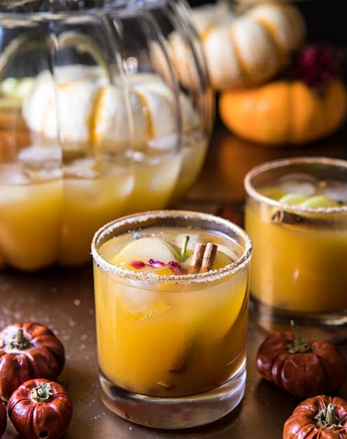 pumpkin patch punch