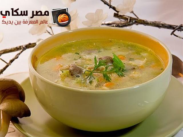 10 أنواع من الشوربة لأصناف متنوعة من الماكولات soup
