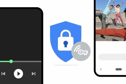 Some Google One plans come with a free VPN service