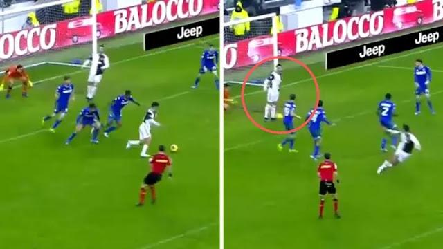Ronaldo… cứu thua cho đối thủ, Juventus đánh rơi 2 điểm