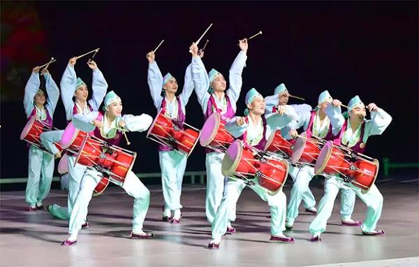 (2) Peculiarity of Korean dance