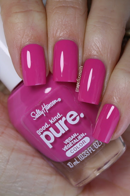 Sally Hansen Good Kind Pure Peony Origins